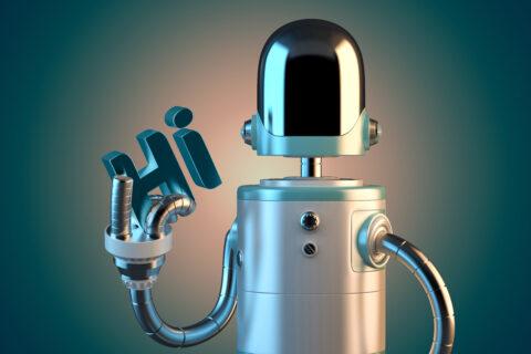 chatbot czatbot robot