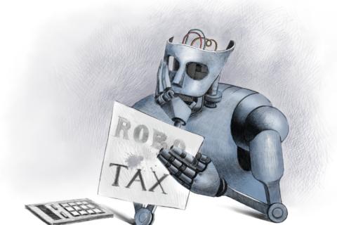 homodigital robot podatki tax
