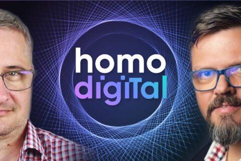 Homodigital podcast samcik ledworowski