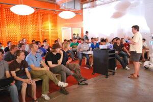 Y Combinator: ziemia obiecana założycieli startupów