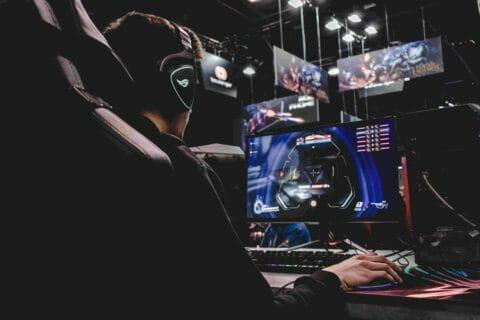 e-sport gaming