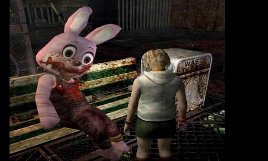 horror easter egg