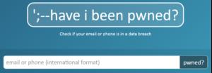 Jak sprawdzić, czy moje dane wyciekły