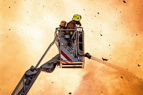 Wyciek danych strażaków
