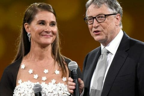 melinda french gates bill gates (c) getty