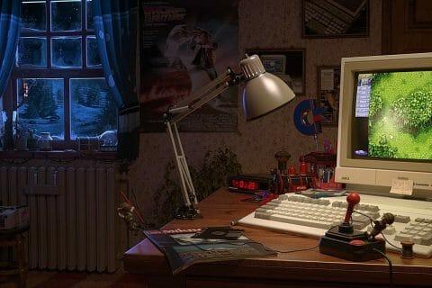 retro Internet